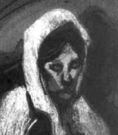 Plague-Bride portrait