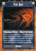 Bat rage card