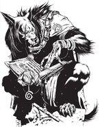Werewolf healer