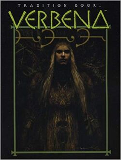 Tradition Book - Verbena