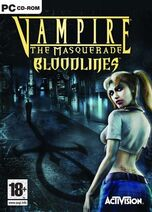 Vampire The Masquerade - Bloodlines EUROPA