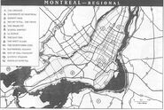 Montreal Geography