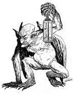 Gargoyles - Victorian Age Companion, p. 132