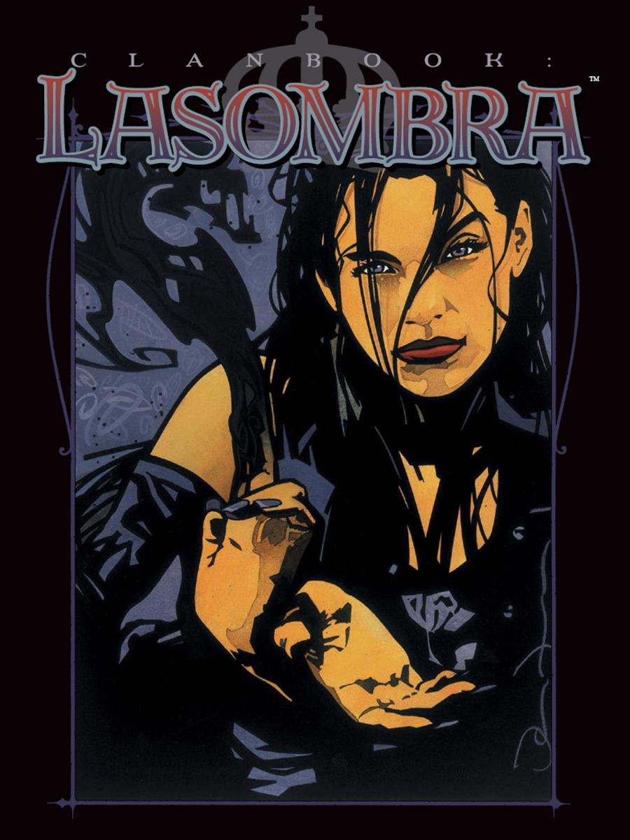 Clanbook Lasombra cover art
