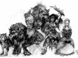 Dark Ages: Werewolf