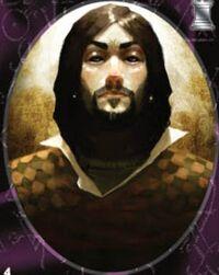 John Dee portrait