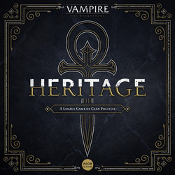 Vampire The Masquerade - Heritage boxart