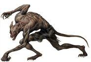 Ratkin Crinos form