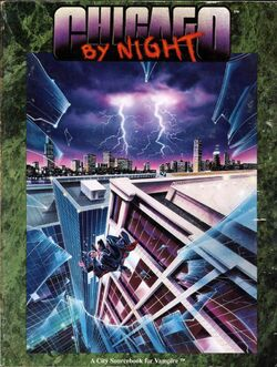 Chicago by Night 1st ed