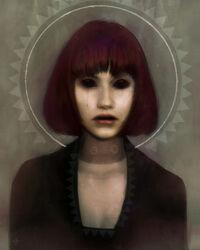 Arishat - VTES portrait