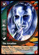 The arcadian vtes card
