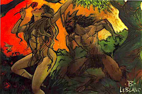 A Satyrs Romance