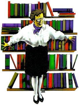 Restrictive Librarian