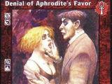 Denial of Aphrodite's Favor