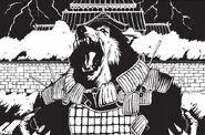 Werewolf japan