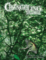 Changeling 2e Cover