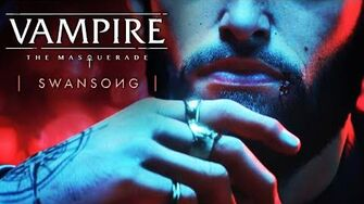 Vampire The Masquerade – Official Swansong Cinematic Teaser 'The Invitation'