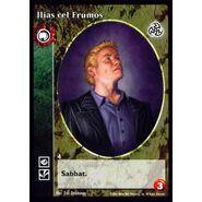 Ilias VTES card