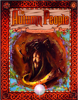 Autumn People Cover