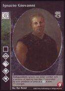 Ignazio Giovanni VTES card