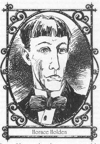 Horace Holden