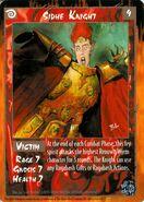 Sidhe knight