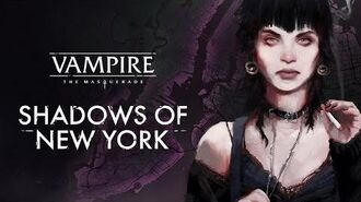 Vampire The Masquerade Shadows of New York Gameplay Trailer