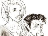 Arawn and Ellawyn