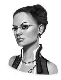 Victoria Ash in V5