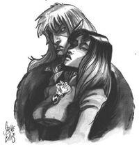 Yuri and Sophia Tvarivich