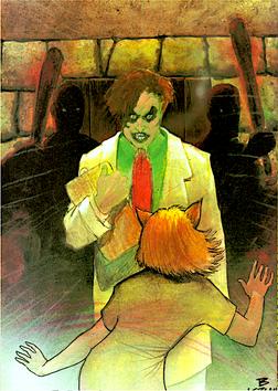 Psychiatrist Nervosa