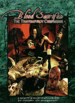 Blood Sacrifice - book cover