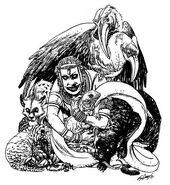 Gangrel Ghouls