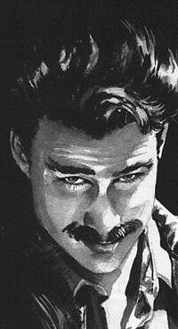 Salvador garcia portrait