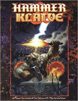 Hammer and klaive cover