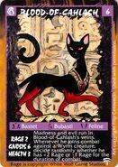 Blood of calash bubasti bastet feline