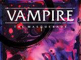 Vampire: The Masquerade 5th Edition Corebook