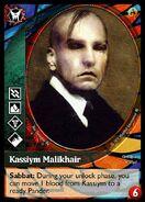 Kassiym malikhair vtes card