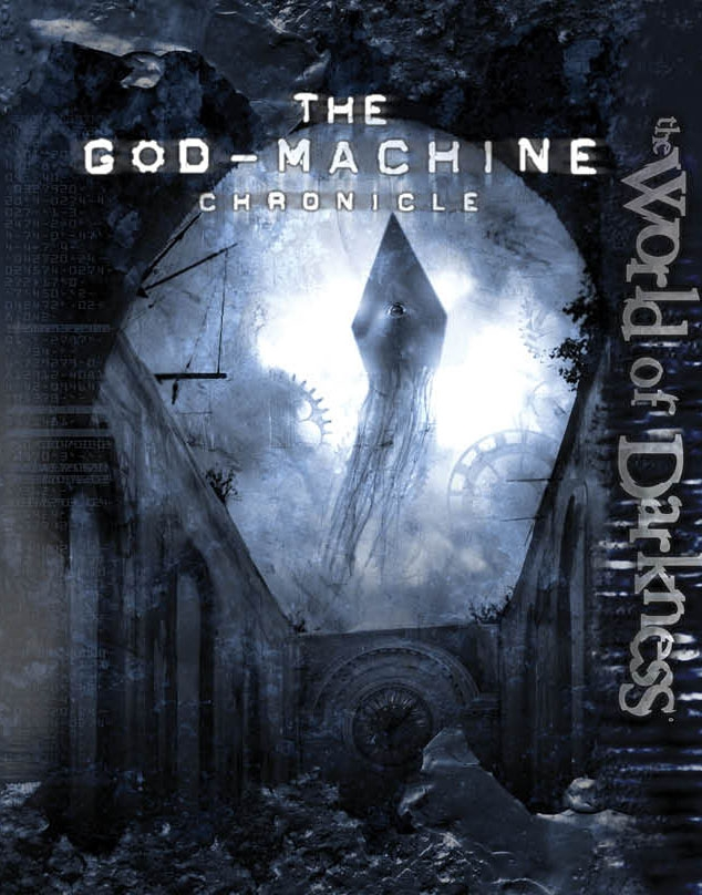 Image result for god-machine chronicles