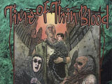 Time of Thin Blood (book)