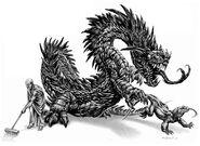 Mokolé Zhong Lung forms 01