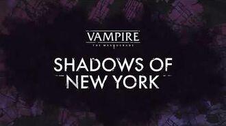 Vampire The Masquerade Shadows of New York Teaser Trailer