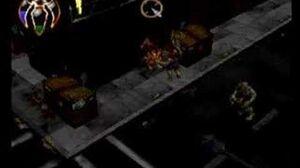 Sega Saturn Werewolf the Apocalypse (Unreleased prototype!)