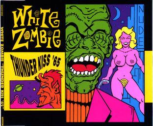 White Zombie Thunder Kiss 65 2