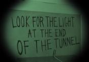 Message In The Dark