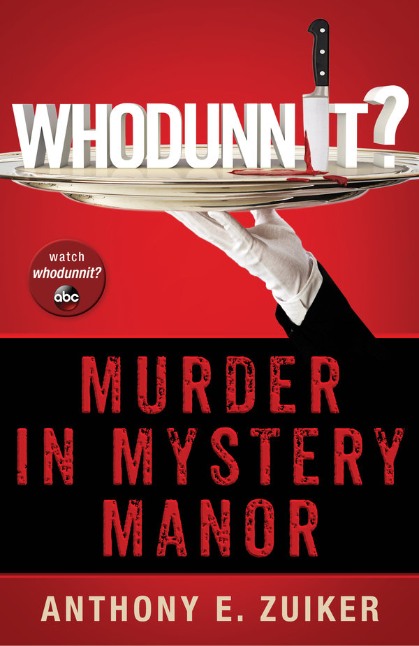 Murder In Mystery Manner