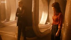 Doktor i Clara wewnątrz Daleka (Wnętrze Daleka)
