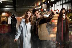 Doktor i Amy (The Beast Below)
