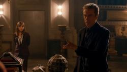 """Doktor zdaje sobie sprawę, że to on jest """"Architektem"""" (Skok na czas)"""
