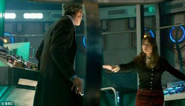 Doktor i Clara